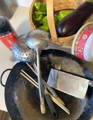 chinese utensils